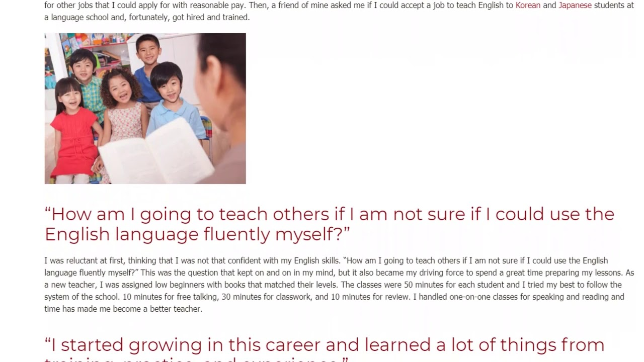 How I Changed Careers From Being a Nurse to Teaching English in China | ITTT TEFL BLOG