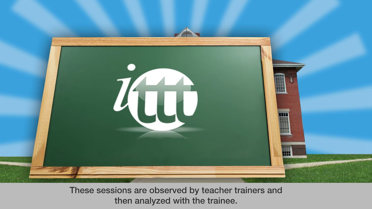TEFL & TESOL in-class courses | over 35 centers around the world!