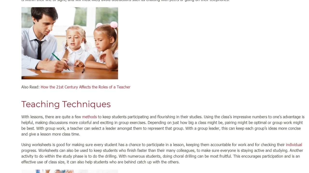 How to Effectively Teach a Large Classroom   ITTT TEFL BLOG