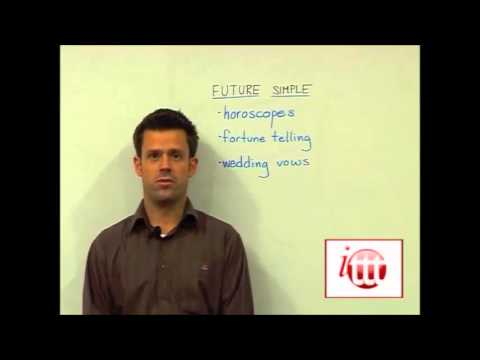 English Grammar – Future Simple – Teaching Ideas 2 – English Teaching Certification