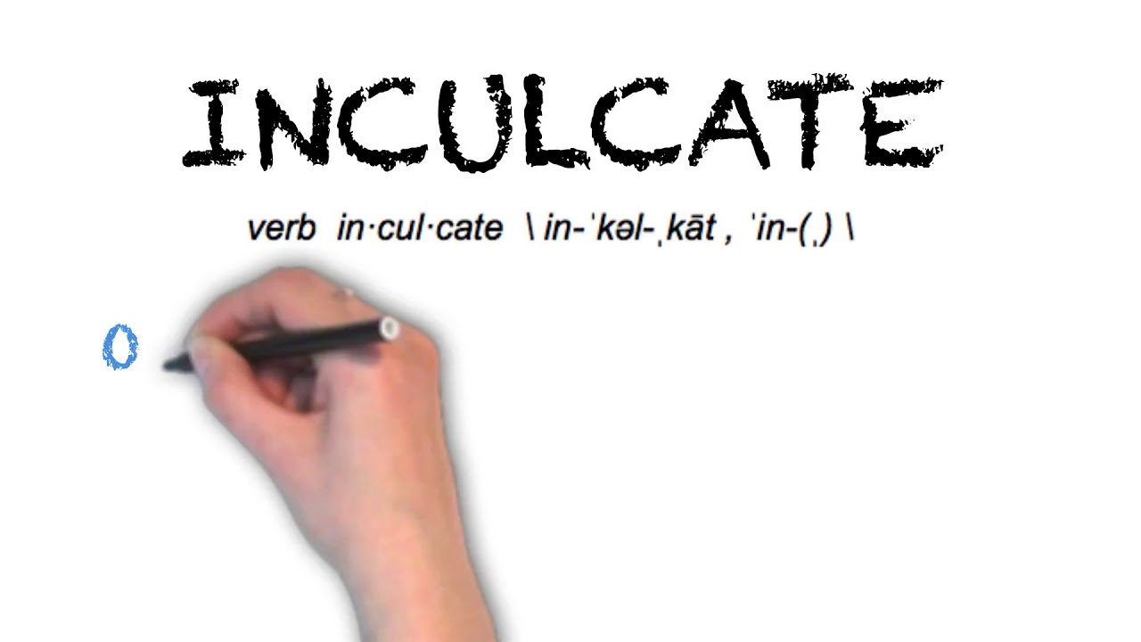 How To Pronounce 'INCULCATE' | Ask Linda! | Pronunciation