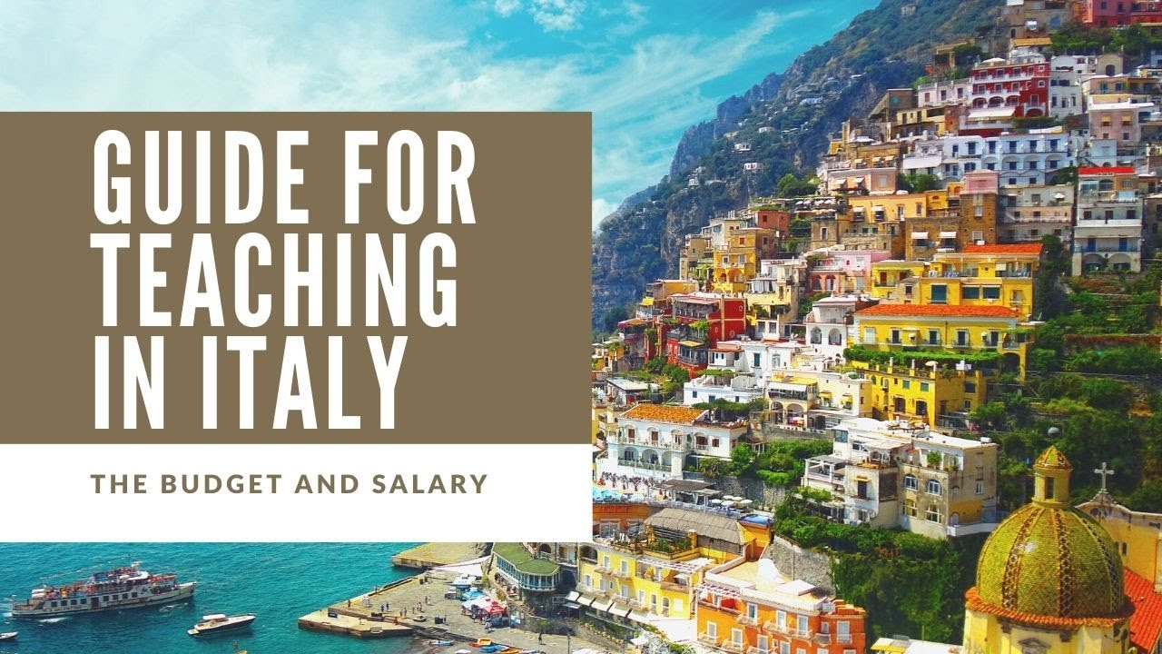 Guide for Teaching in Italy | ITTT | TEFL Blog