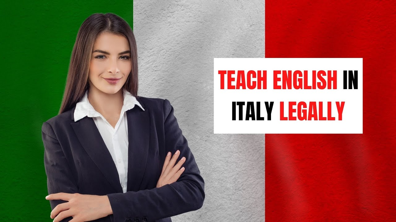 How to Legally Teach English in Italy with a Student Visa   ITTT   TEFL Blog