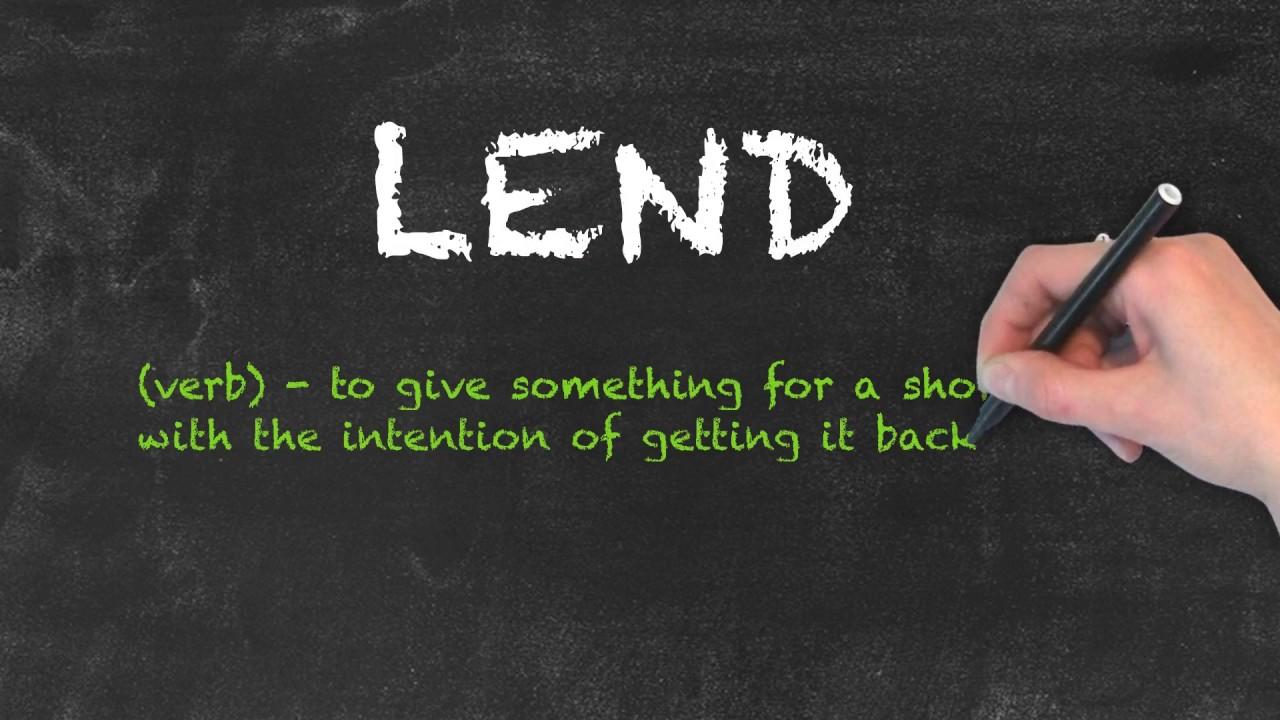 Borrow vs  Lend | Ask Linda! | English Grammar