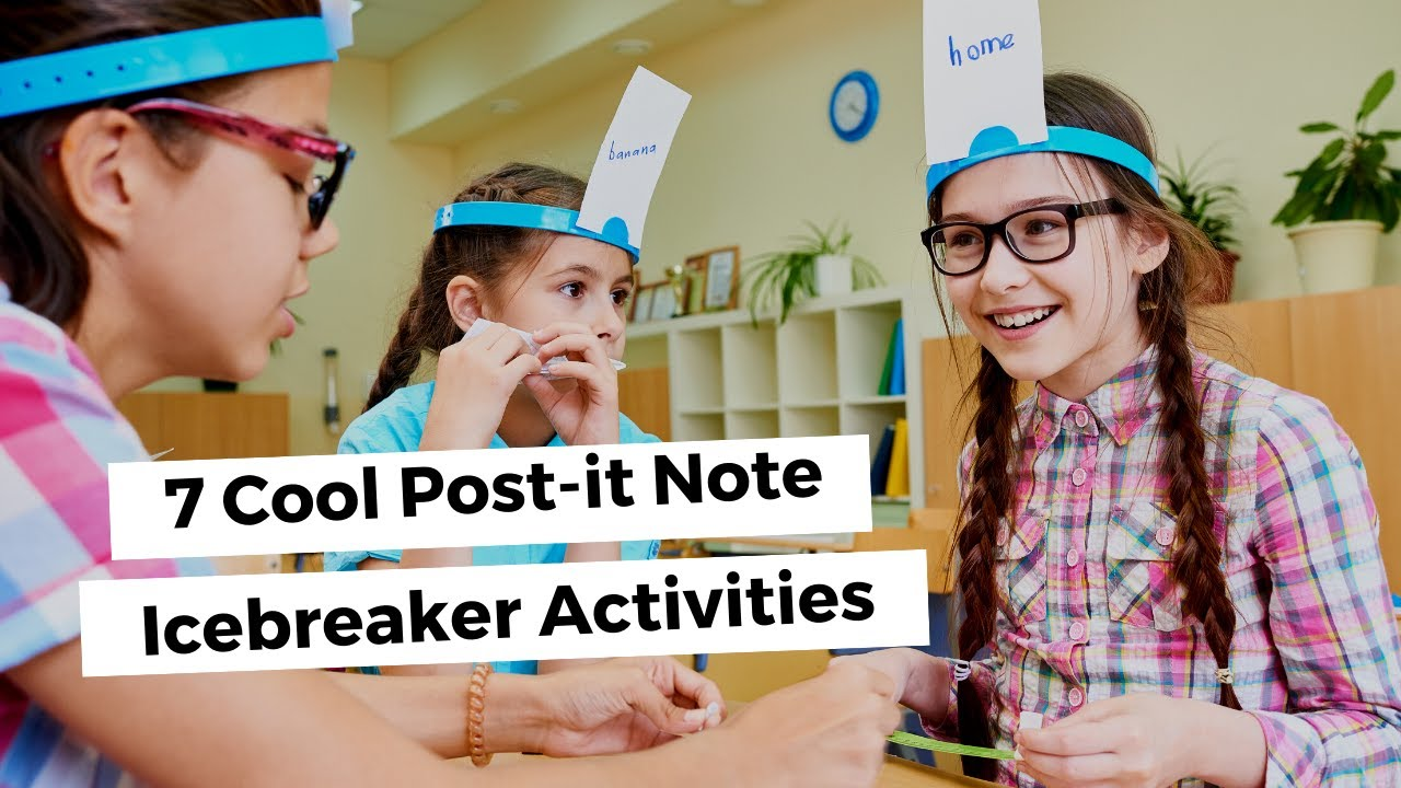 7 Cool Post-it Note Icebreaker Activities | ITTT TEFL BLOG