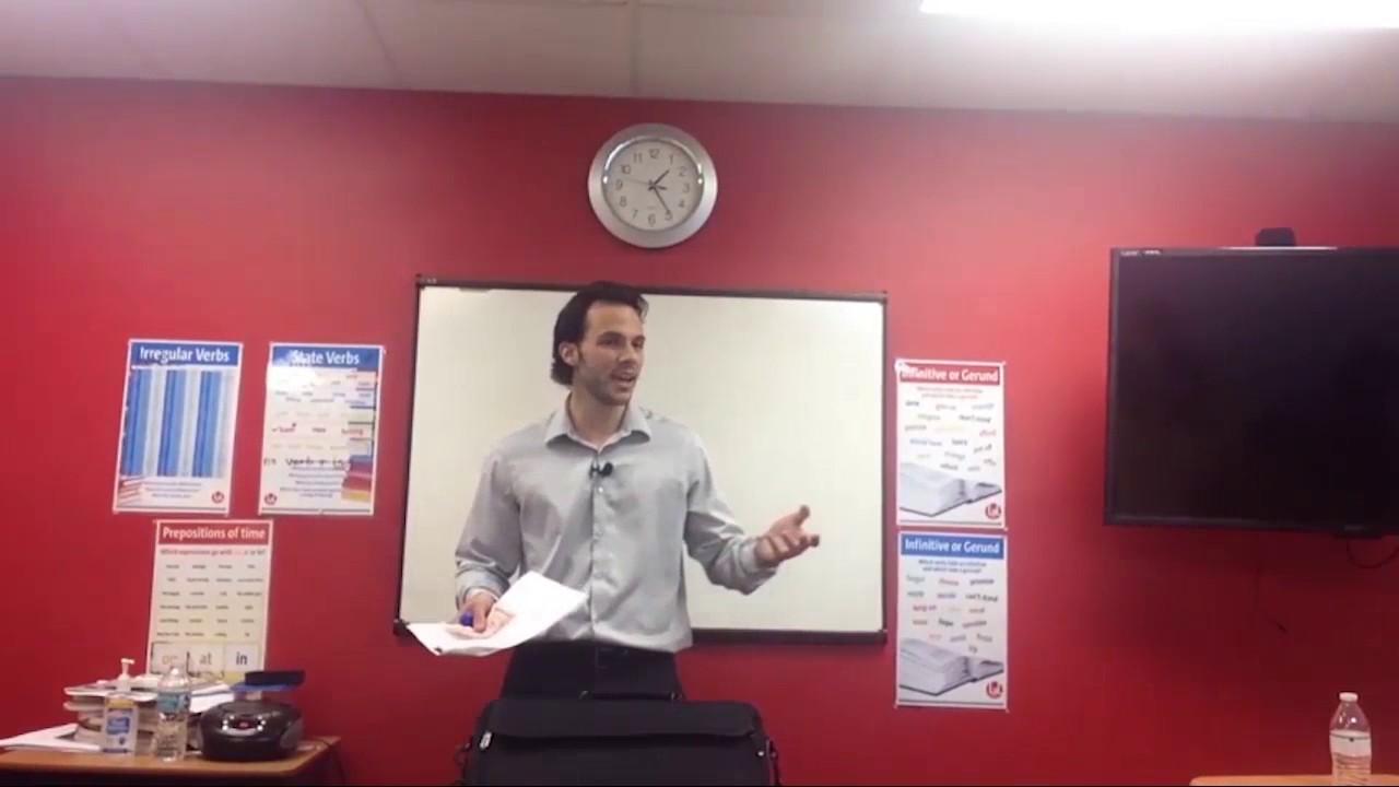 OTP English Lesson – Richard – If I won the lottery