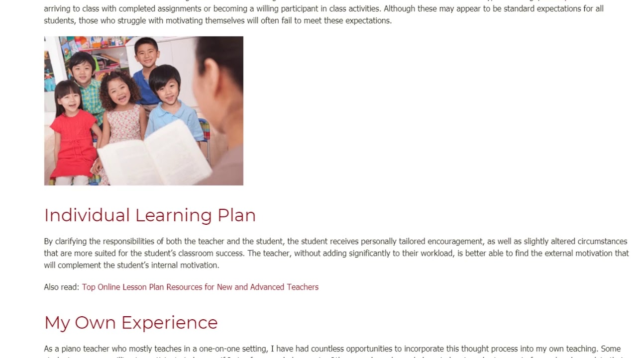 How to Use Learners' Internal Motivation | ITTT TEFL BLOG