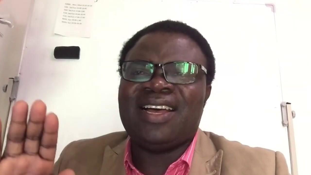 Dominic Twumasi | ITTT Virtual TEFL CV