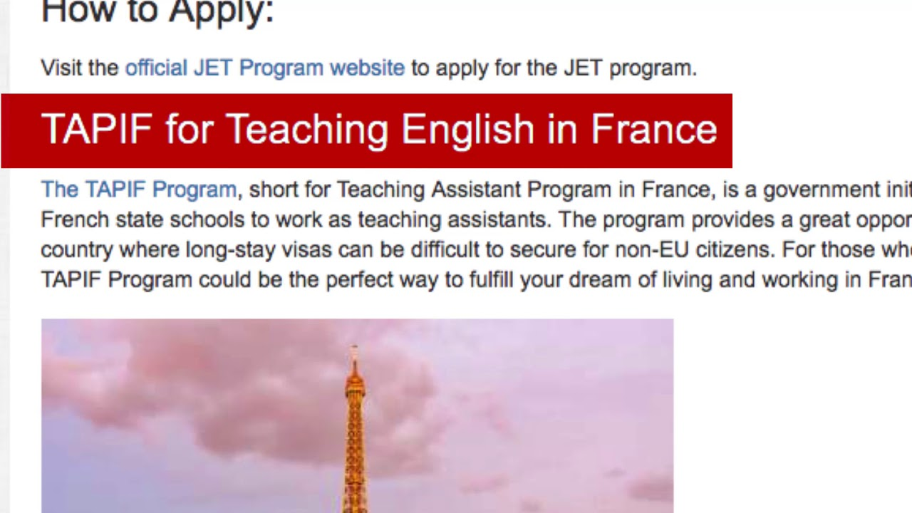 The Best Government Programs For Teaching English Abroad