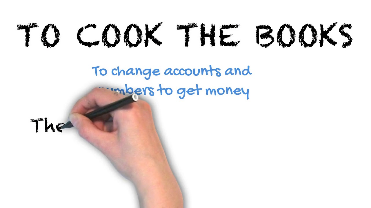 To Cook the Books | Ask Linda! | Idioms