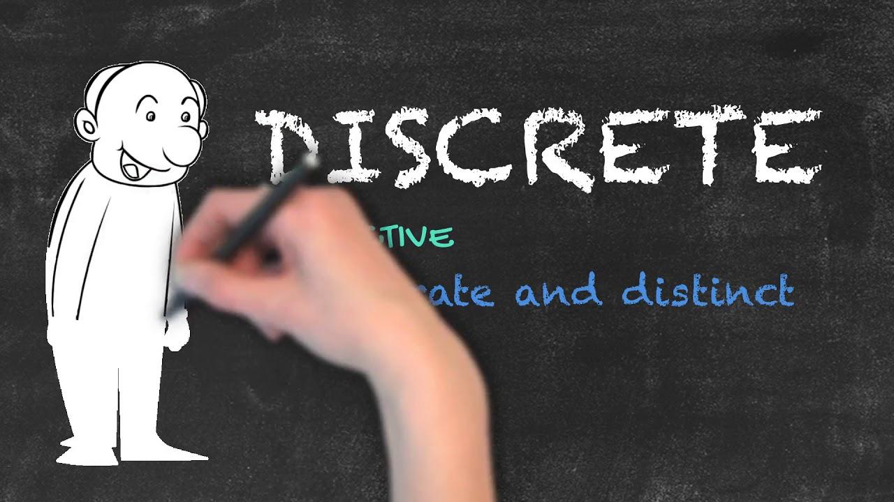 Discreet vs. Discrete   Ask Linda!   English Grammar