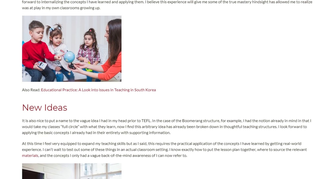 Opening New Doors by Choosing Professional Development | ITTT TEFL BLOG