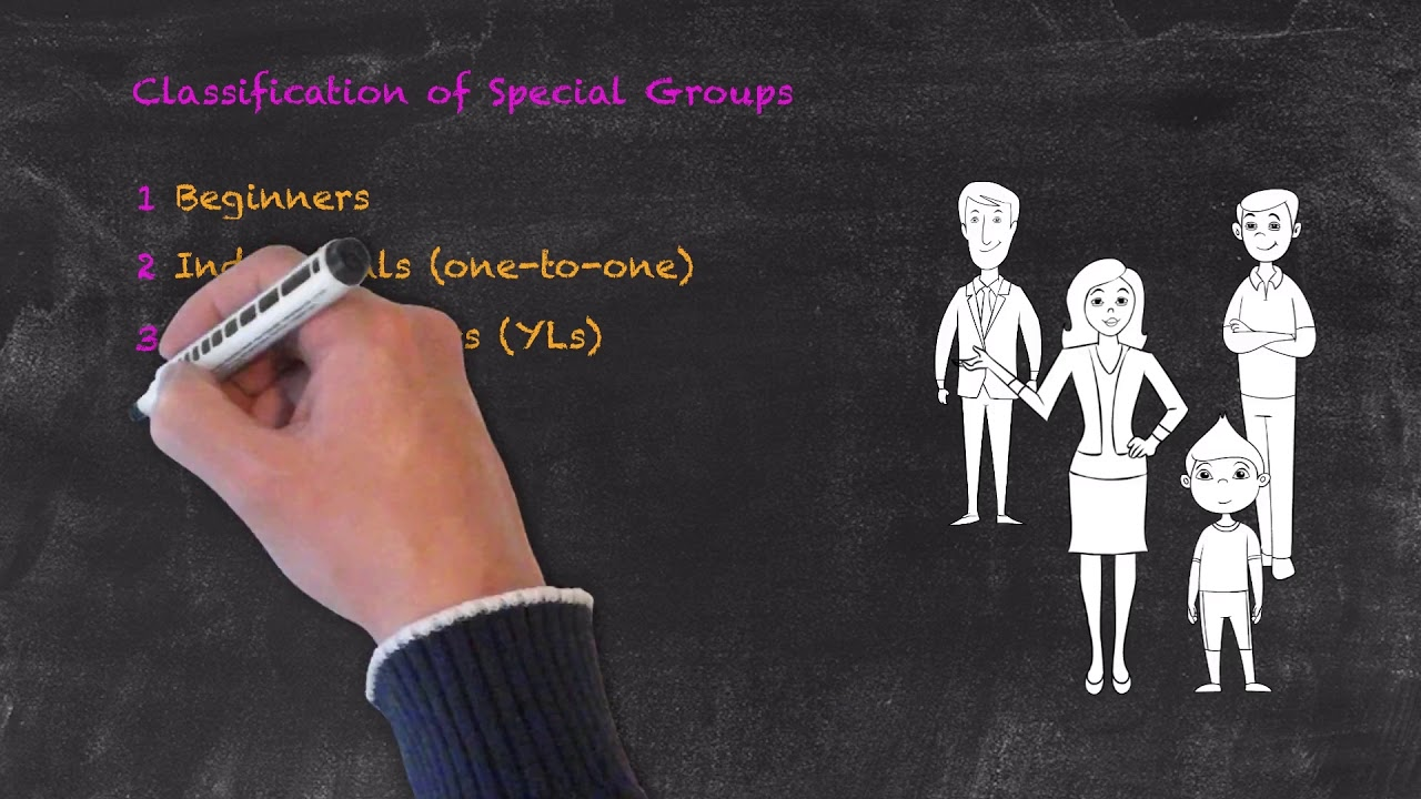 Teaching Special Groups in ESL – The 5 Student Groups