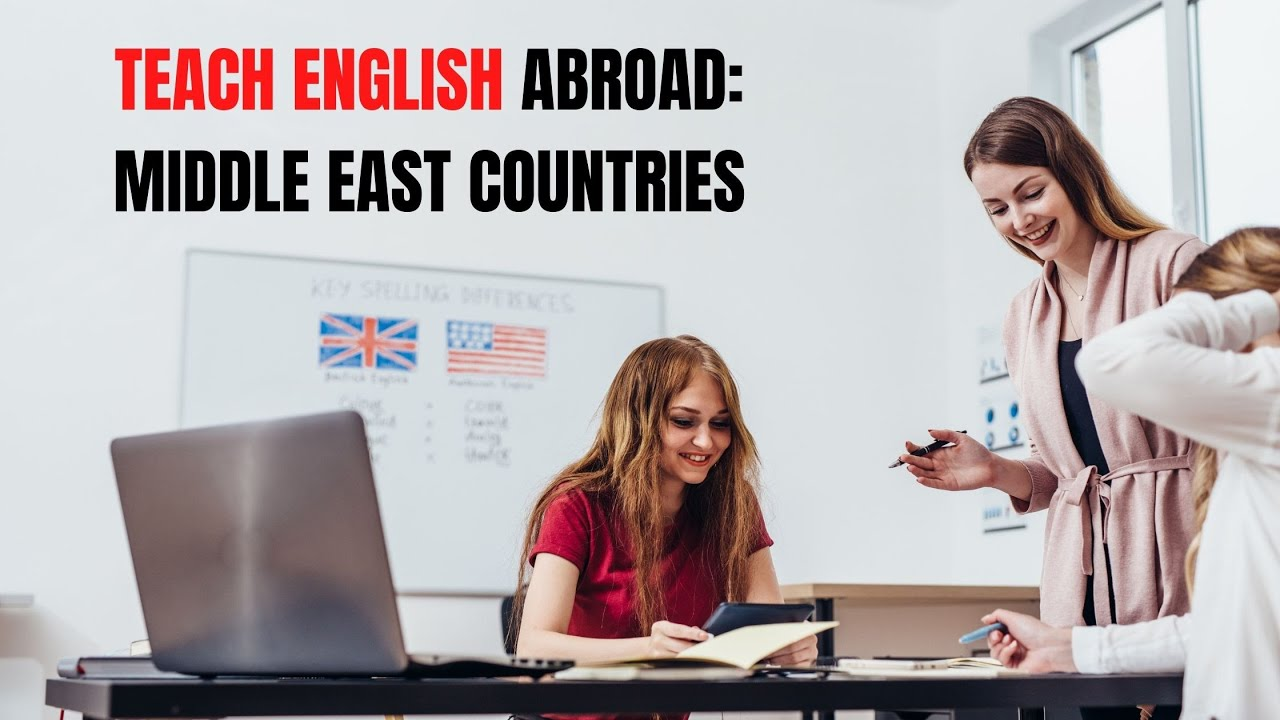 The 8 Best Countries in the Middle East for Teaching English Abroad   ITTT   TEFL Blog