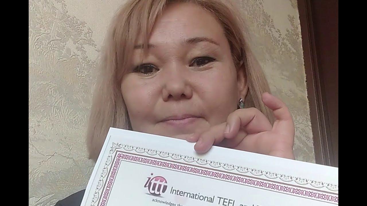 TESOL TEFL Reviews – Video Testimonial – Zeynep