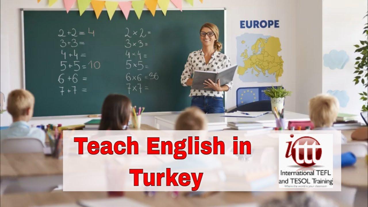 Teaching English Abroad – Turkey