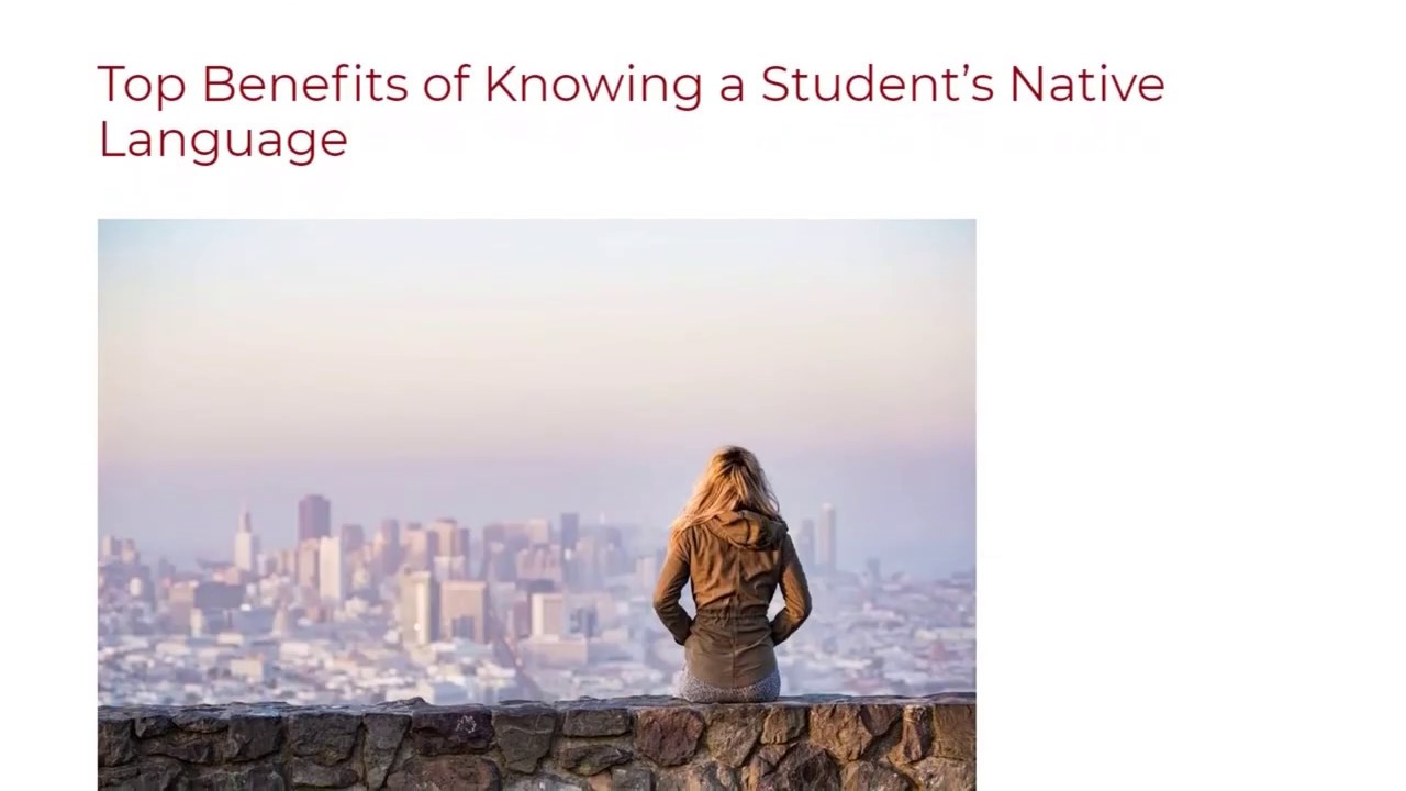 Top Benefits of Knowing a Student's Native Language | ITTT TEFL BLOG