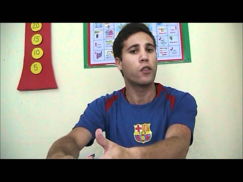 TEFL VIDEO TESTIMONIAL
