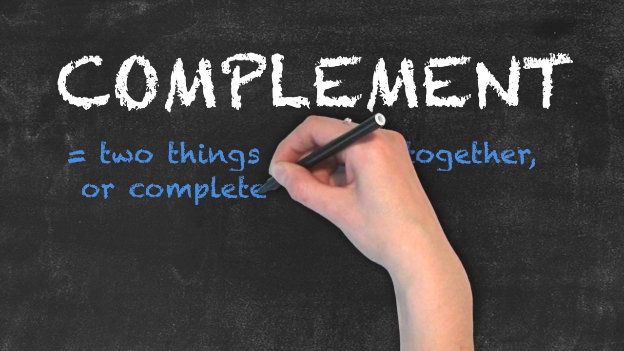 Compliment vs  Complement | Ask Linda! | English Grammar