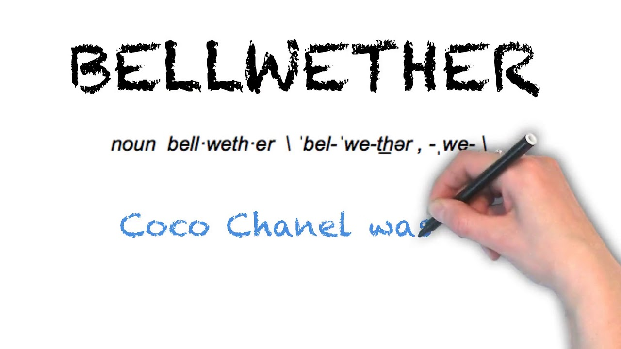 How To Pronounce 'BELLWETHER'   Ask Linda!   Pronunciation