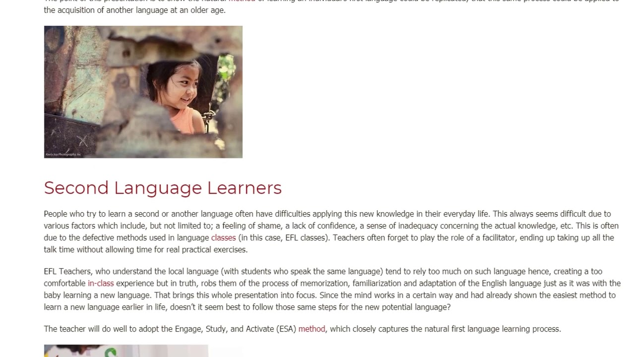 How Does Native Language Influence The Second Language Acquisition | ITTT TEFL BLOG