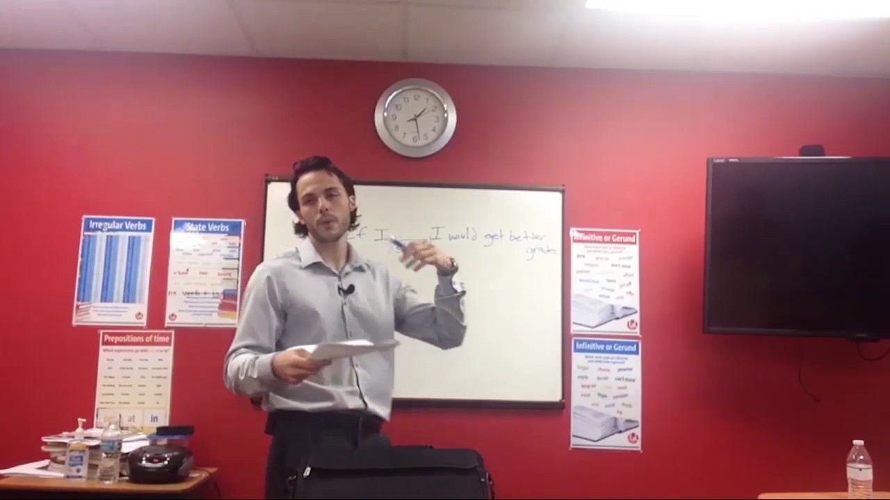 OTP English Lesson – Richard – If Conditional