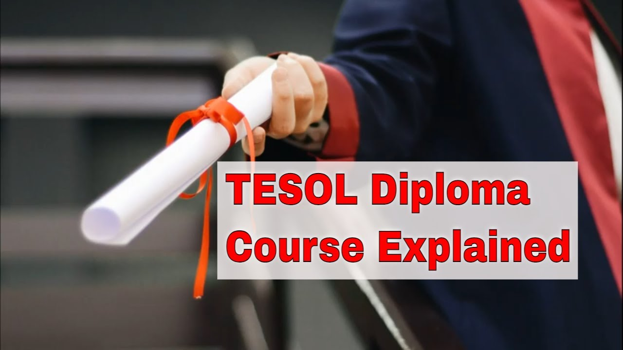 5 Interesting Facts about the 250-hour TESOL Diploma Course | ITTT | TEFL Blog