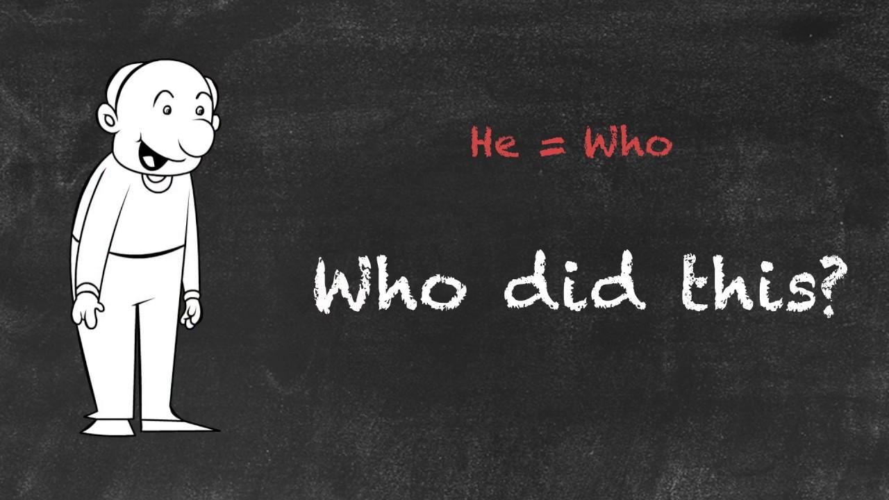 Who vs Whom | Ask Linda! | English Grammar