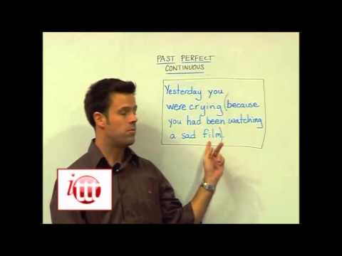 English Grammar – Past Perfect Continuous – Teaching Ideas 2 – ESL Jobs