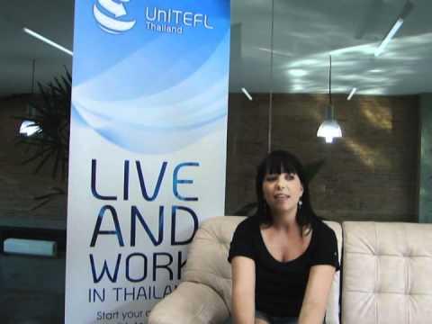 TESOL-TEFL Course in Chiang Mai – Caroline Albin