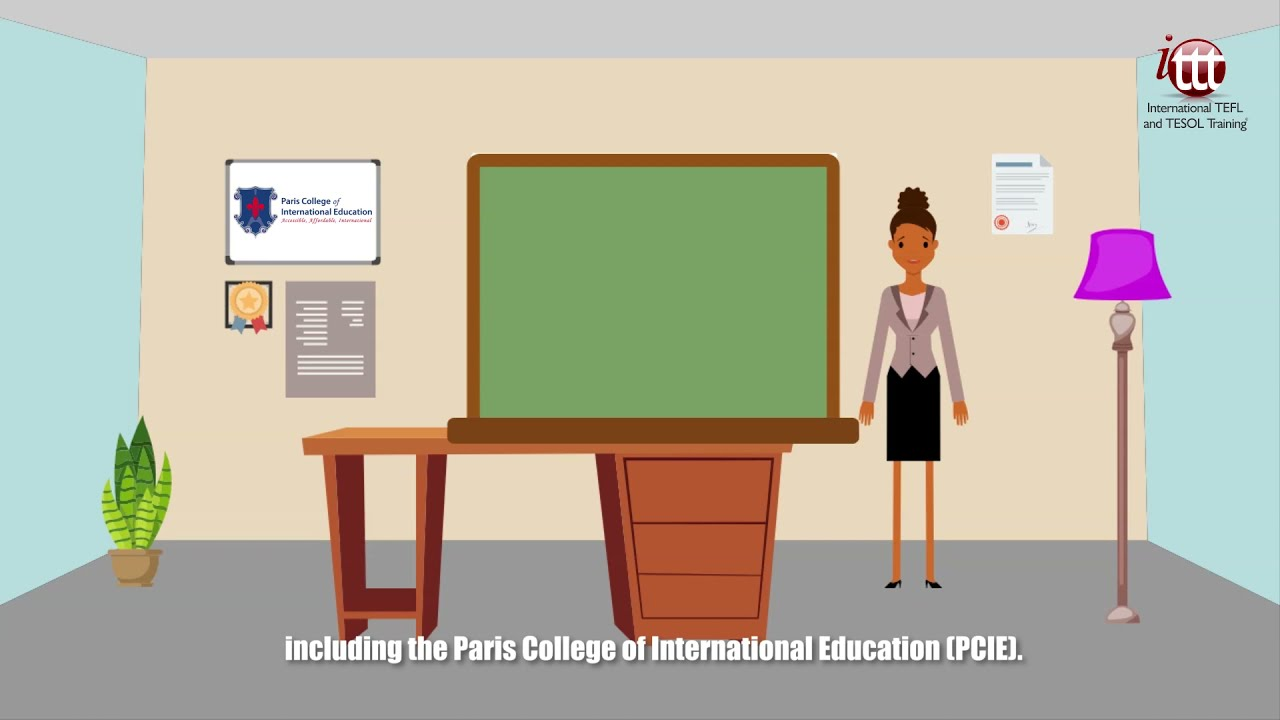Why Choose ITTT? | TEFL Course Accreditation
