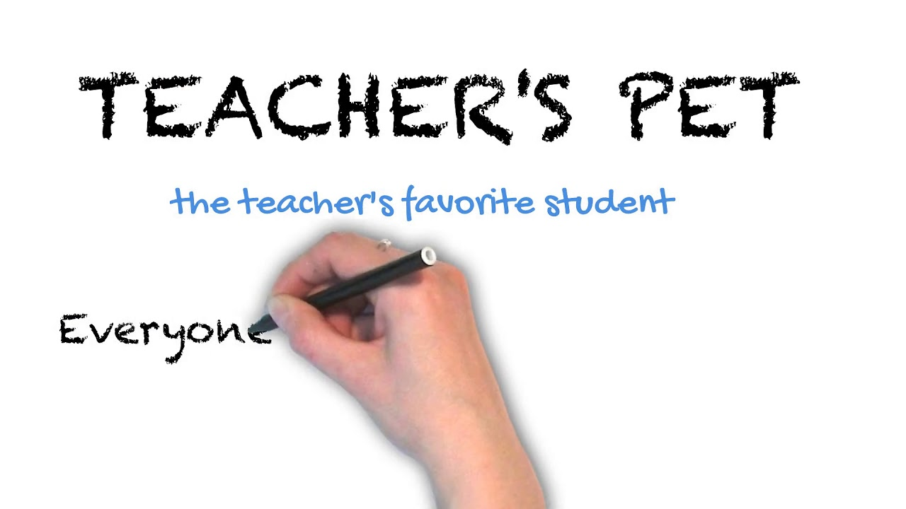 Teacher's Pet | Ask Linda! | Idioms