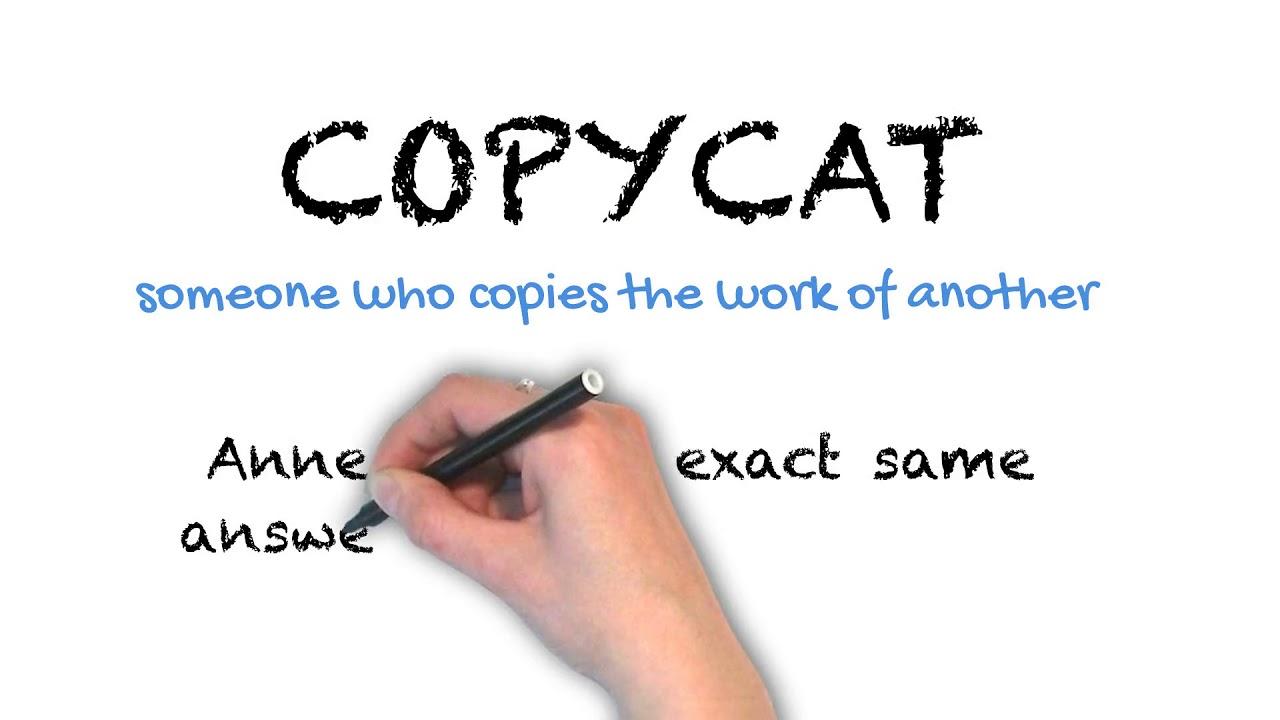 Copycat | Ask Linda! | Idioms