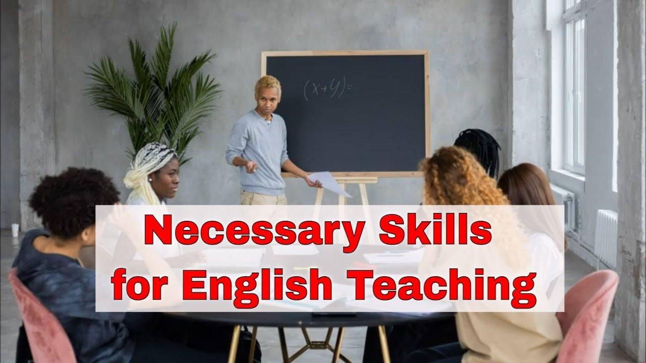 English Teaching Skills to Create The Best Classroom Atmosphere | ITTT | TEFL Blog