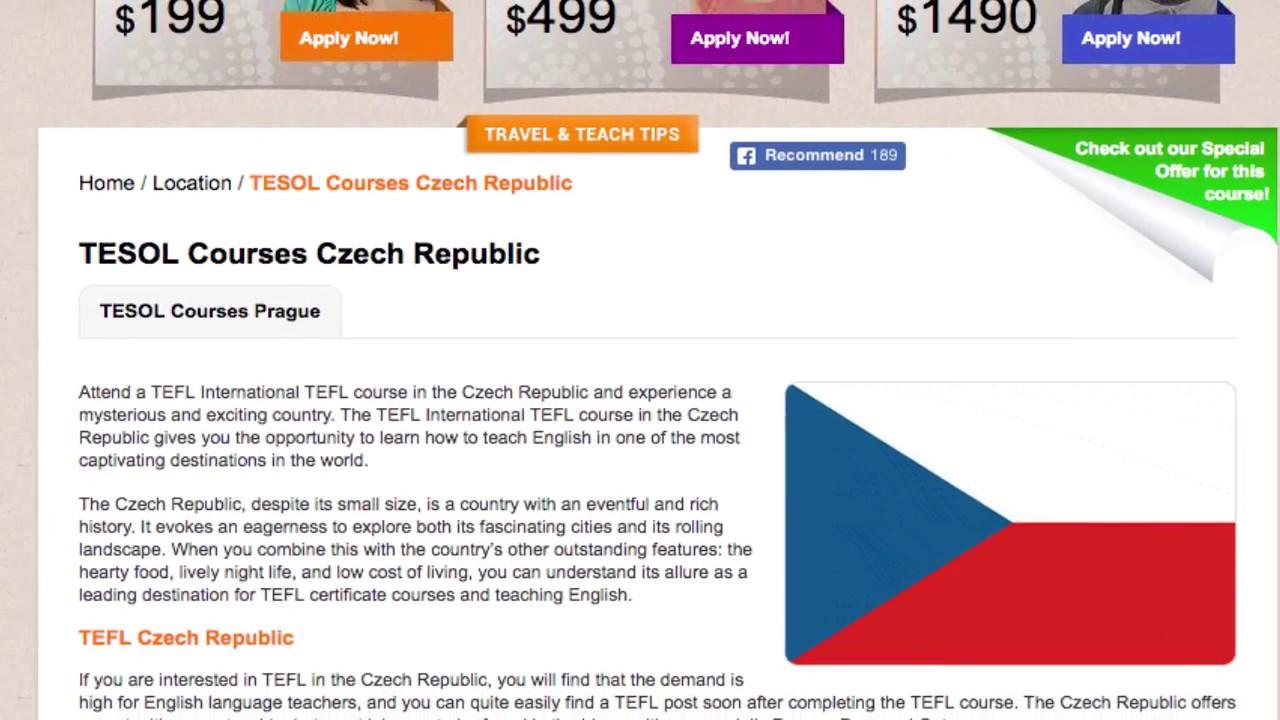 TESOL Czech Republic