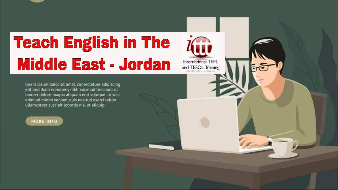 Teaching English Abroad – Jordan