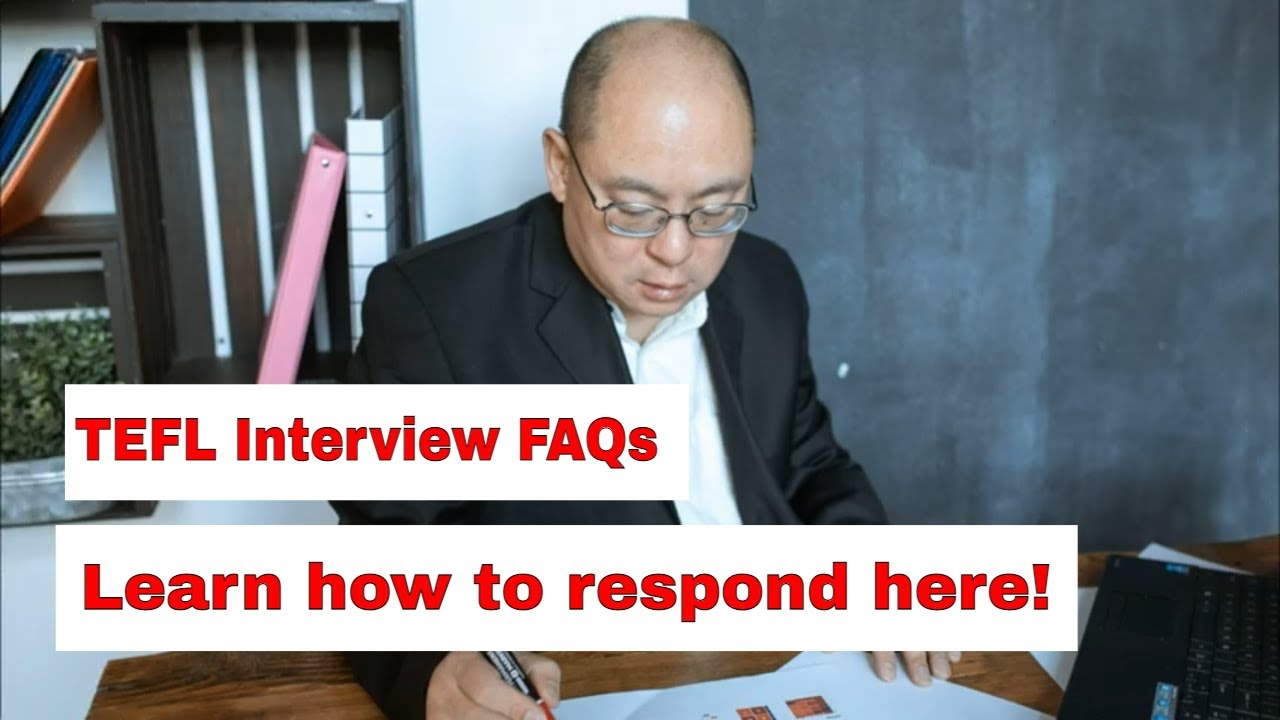 TEFL Interview FAQs – What is your greatest strength as a teacher?