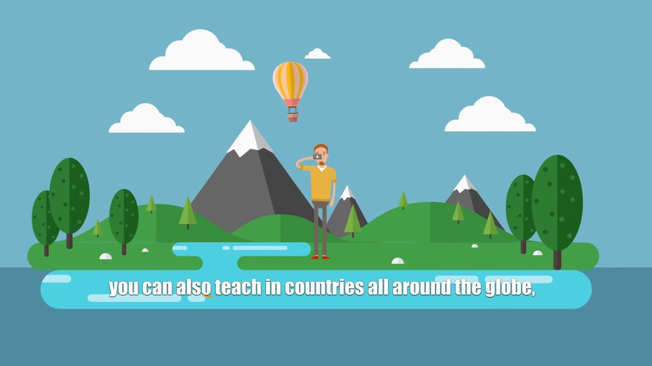 Teach English Online – It's THAT Easy!   ITTT International TEFL And TESOL Training
