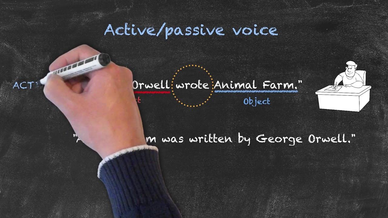 Active vs. Passive Voice Part 1   Modals and Passive Voice