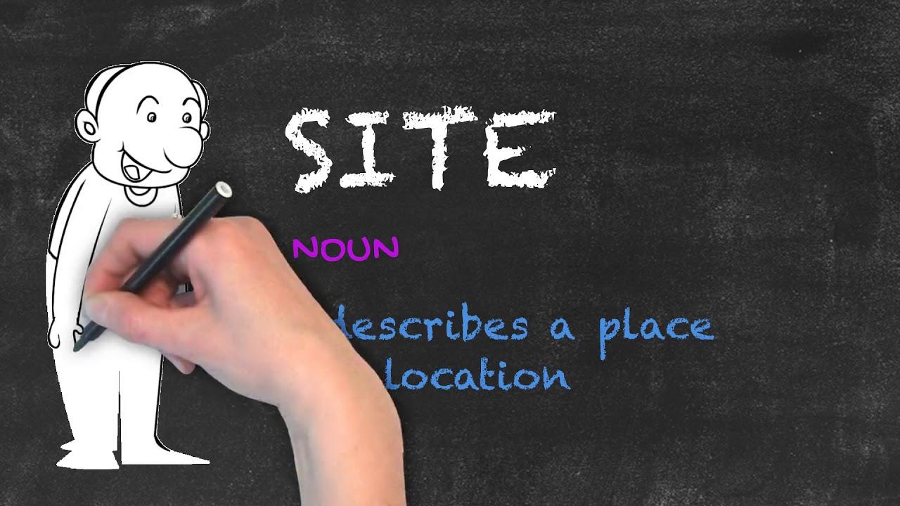 Cite vs Site | Ask Linda! | English Grammar