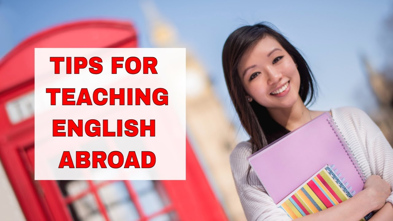 Teach English Abroad: Thing You Will Miss Out On If You Don't Do It – Change of Routine