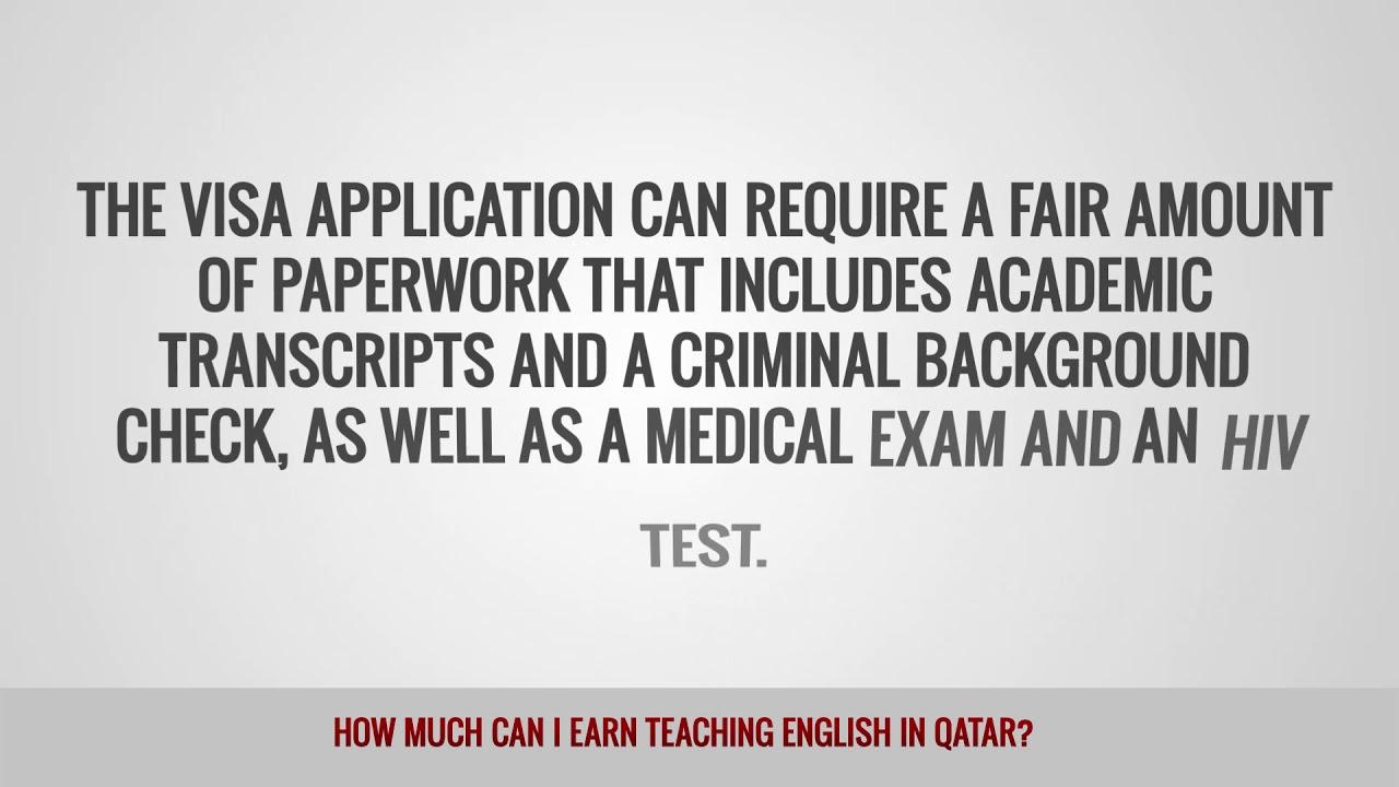 ITTT FAQs – How much can I earn teaching English in Qatar?