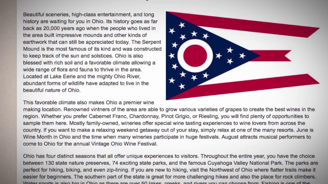 TEFL / TESOL Course in Ohio   Teach & Live abroad!