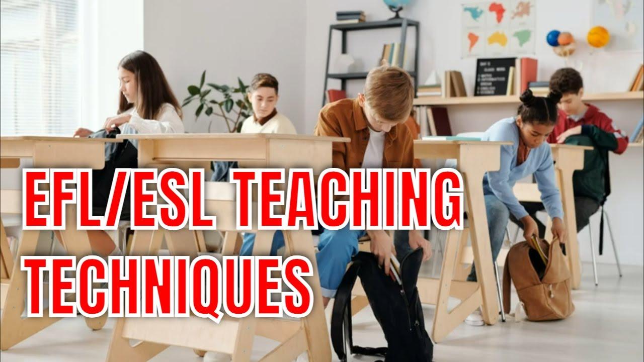 ESL Classroom Observation of Teaching Techniques   ITTT   TEFL Blog