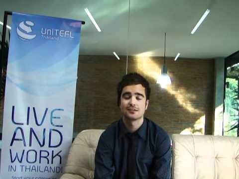 Graeme Nicholls  UK | TESOL-TEFL course in Chiang Mai