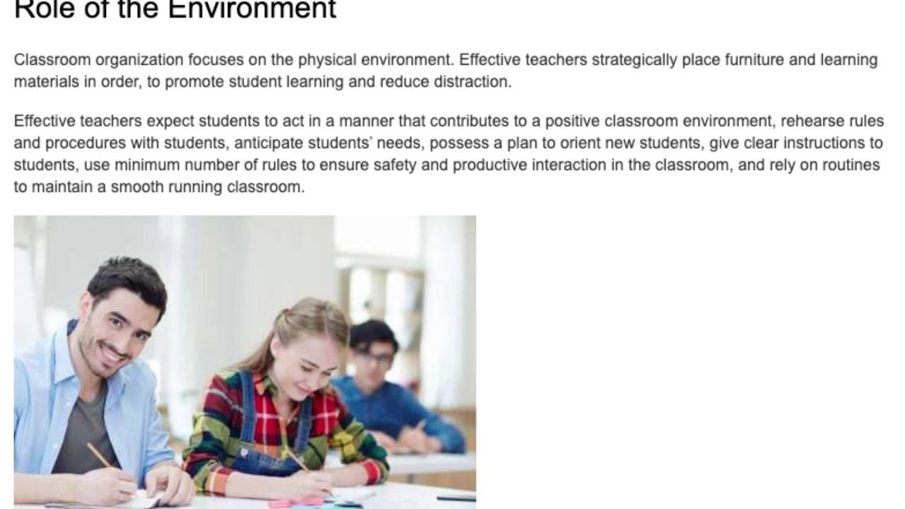Useful Strategies in Classroom Management | ITTT TEFL BLOG