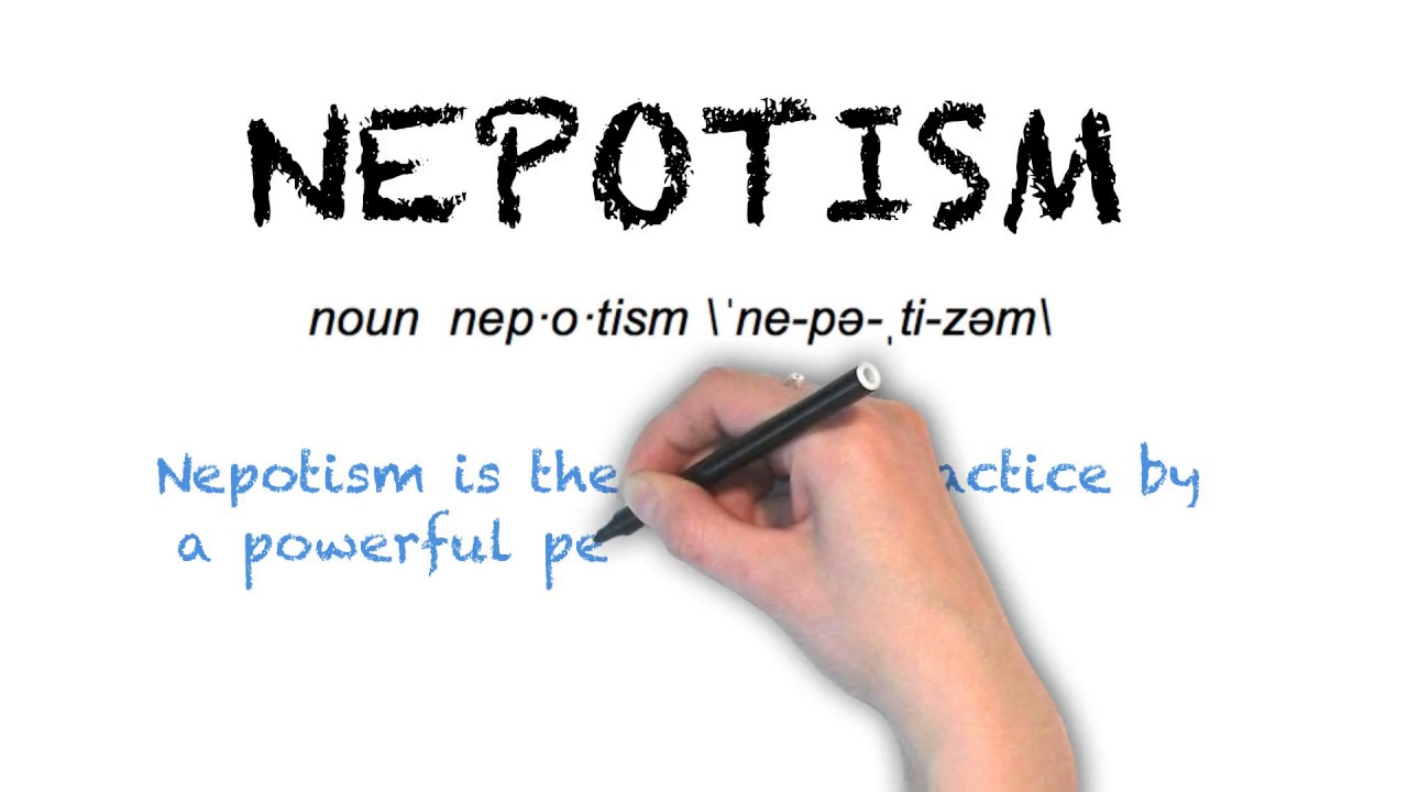 """Ask Linda How To Pronounce """"nepotism"""""""