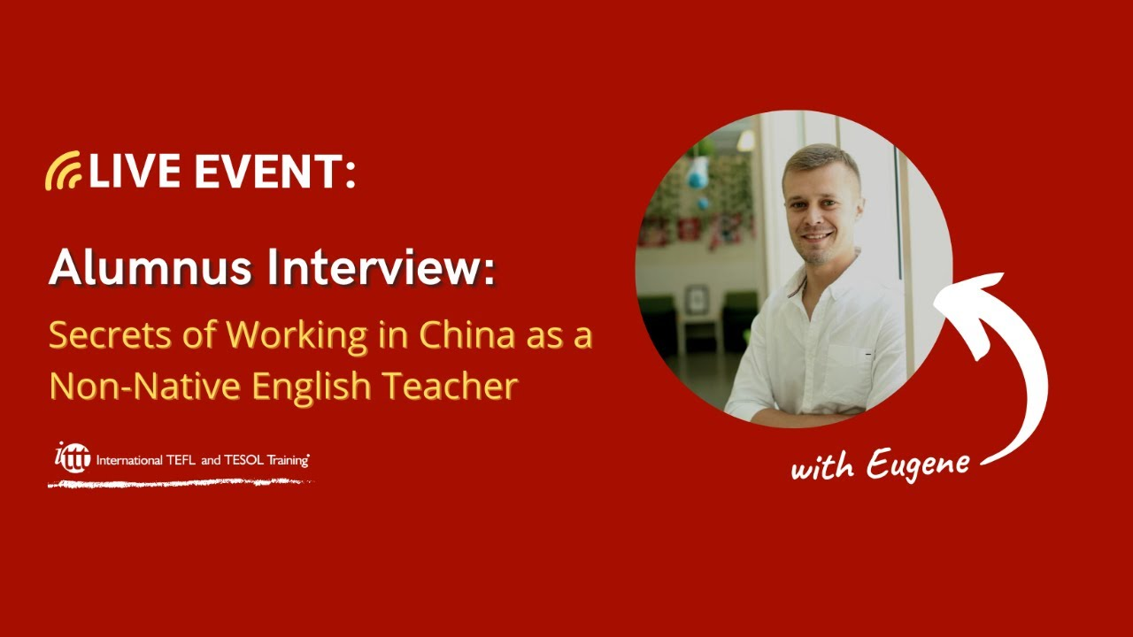 How to Work in China as a Non-Native English Teacher After the Pandemic