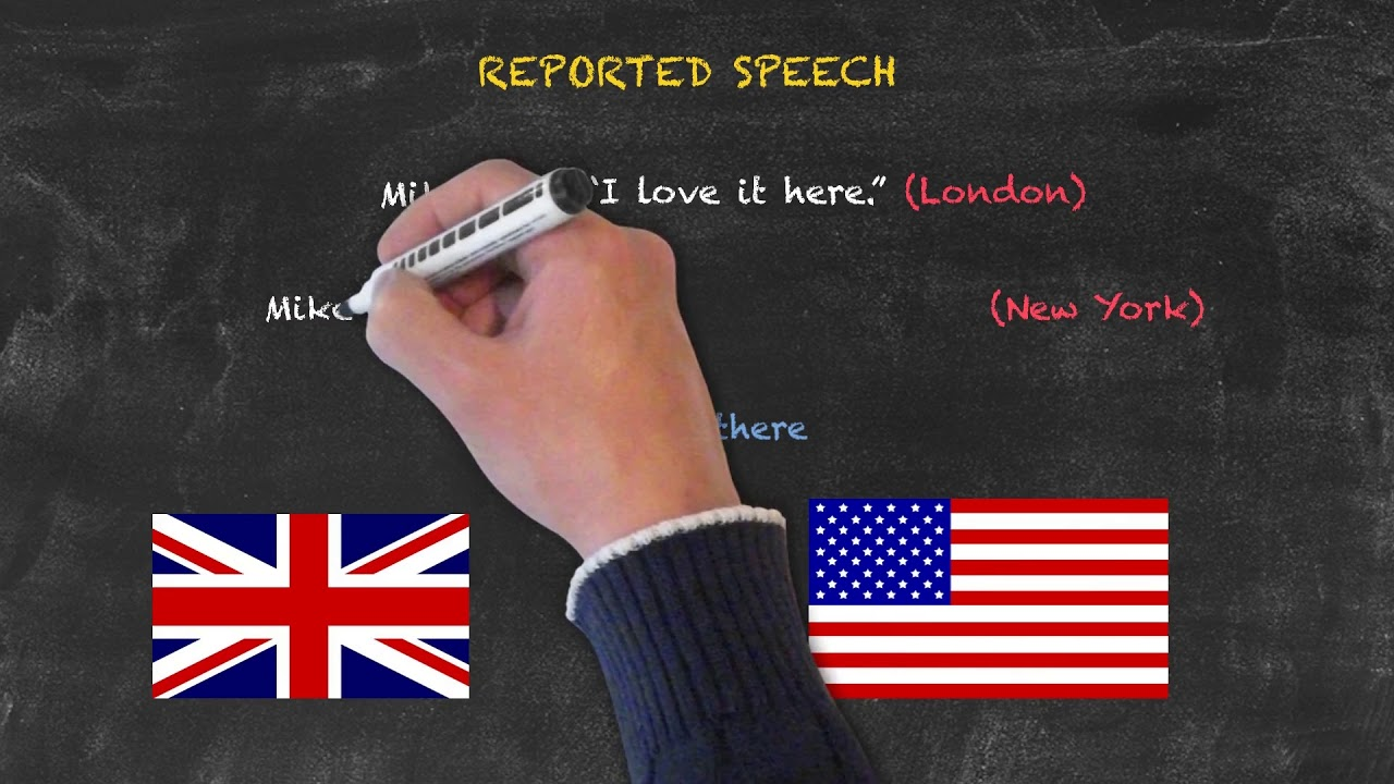 Backshifting Places   Conditionals and Reported Speech