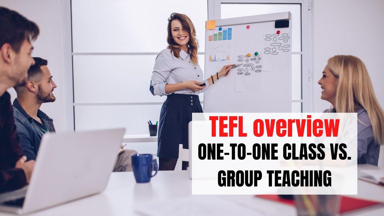 Individual vs. Group ESL Lessons: ✅ What Works Best for Teachers   ITTT   TEFL Blog